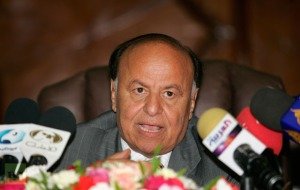 Yemeni President Abdu-Rabu Mansour Hadi.(Reuters / Khaled Abdullah)