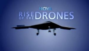 "Screen shot from preview of Nova's ""Rise of the Drones"""